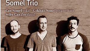 Somel Trio 29 Ağustos'ta Erimtan Terasında