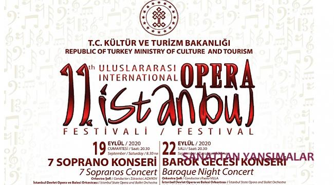 Ankara Operası'nda Üç Konser Salonda Verilecek