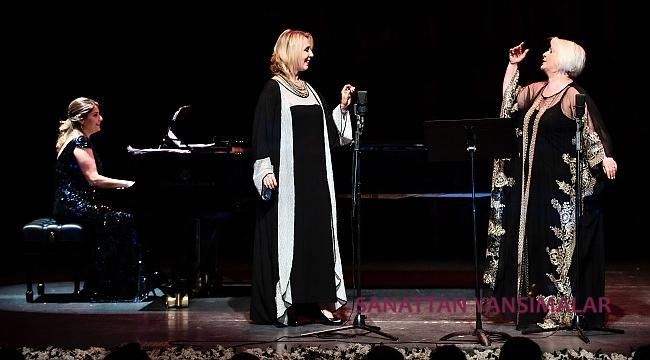 Antalya'da Ankara'nın Kardeş Sopranoları