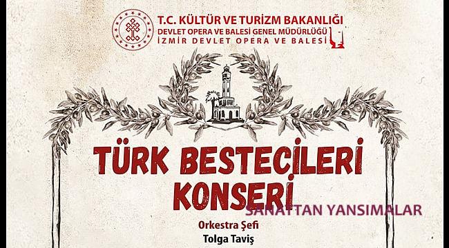 """Bergama Asklepion'da """"Türk Bestecileri Konseri"""""""