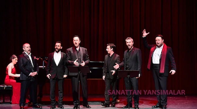 Ankara Opera'da Napoli Gecesi