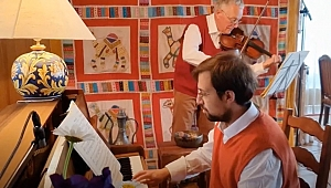 Piyanist Mertol Demirelli iyileşti