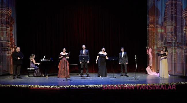 Ankara Opera'da Rus Gecesi