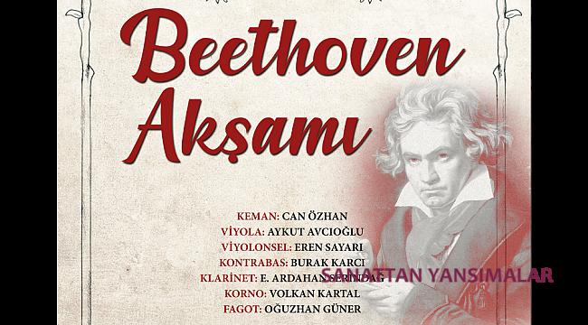 Antalya Opera Sahnesinde 7 Müzisyen