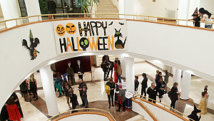 Bilkent Odeon'da Cadılar Bayramı Konseri