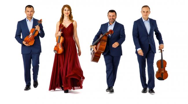 Borusan Quartet'in Yeni 2. Kemancısı