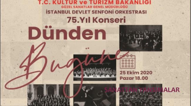 İDSO'nun 75. Yıl Gala Konseri