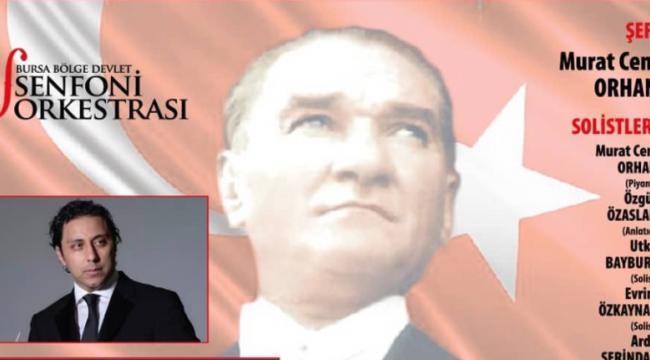 Kuvayı Milliye Destanı 29 Ekim'de Bursa'da