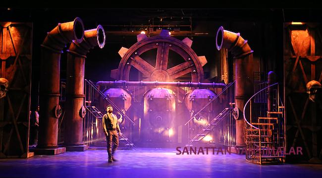 Samsun'da Carmen Operası'ndan Seçkiler