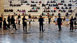 Bilkent Brass Ensemble'ın Pazar Konseri