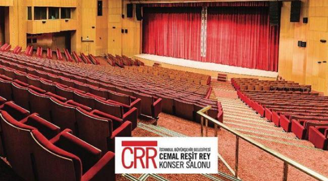 CRR Konserleri de çevrimiçi yayınlanacak