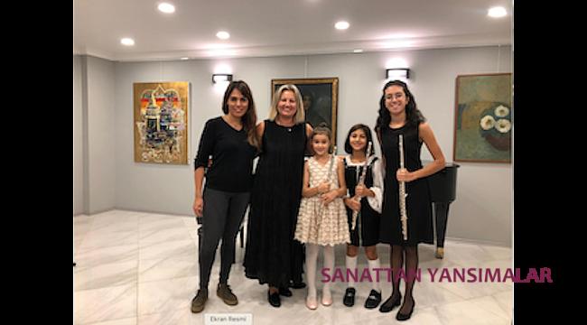 Varna'da Flüt Yarışması'nı Beste Yalı kazandı