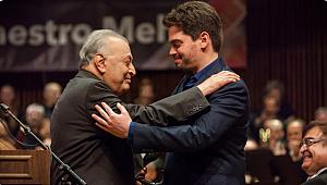 İsrail Filarmoni'nin Başında Artık Lahav Shani Var