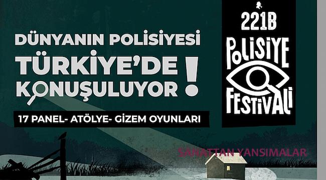 Polisiye Edebiyat Üzerine Dijital Festival