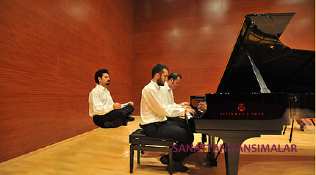 Çevirimiçi Konserler 30 Mayıs'a Kadar Sürüyor