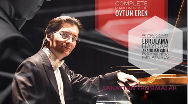 Piyanist Oytun Eren'in Albümü Dijital Mecralarda