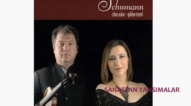 Cihat Aşkın, Clara Schumann'ı anıyor