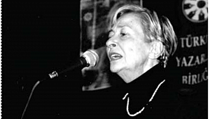 Edebiyatçı Emine Işınsu vefat etti