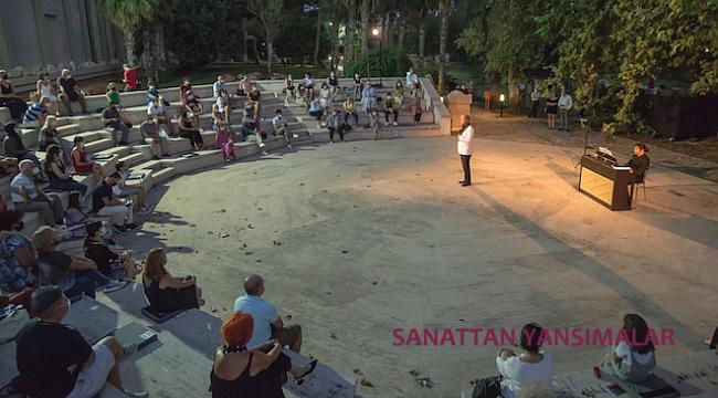 Antalya DOB'dan Müze Bahçesinde İki Konser