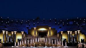 Verona'da Piyano Eşliğiyle Aida Temsili Yaptı