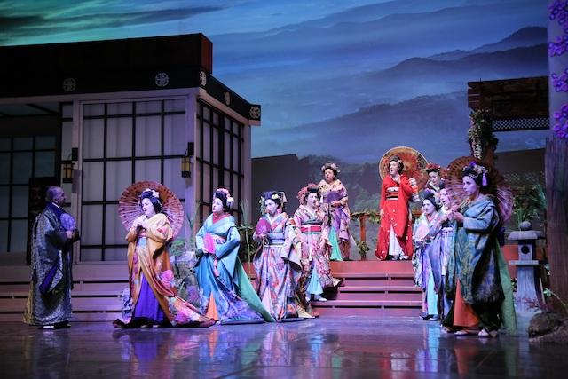 İki Opera, Bir Bale, İki Konser Aspendos'ta