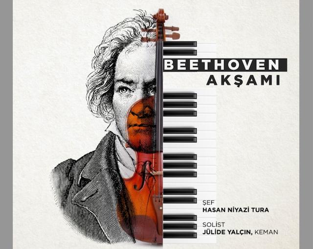 Jülide Yalçın, Beethoven Romans Seslendirecek