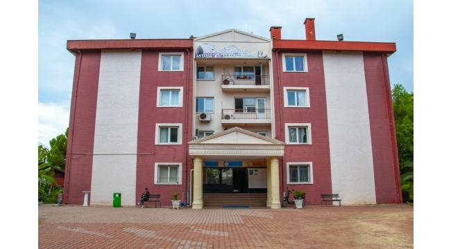 Antalya'nın Kanayan Yarası  Akdeniz Üniversitesi Antalya Devlet Konservatuvarı
