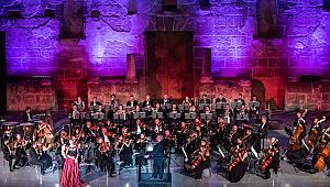Aspendos Festivali Solistler Geçidiyle Kapanıyor