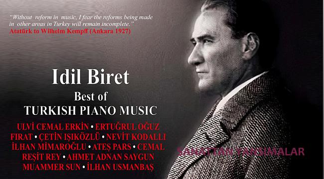 Biret'in Türk Piyano Klasikleri Üzerine