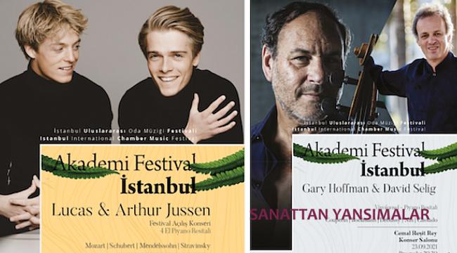 I. İstanbul Uluslararası Oda Müziği Festivali