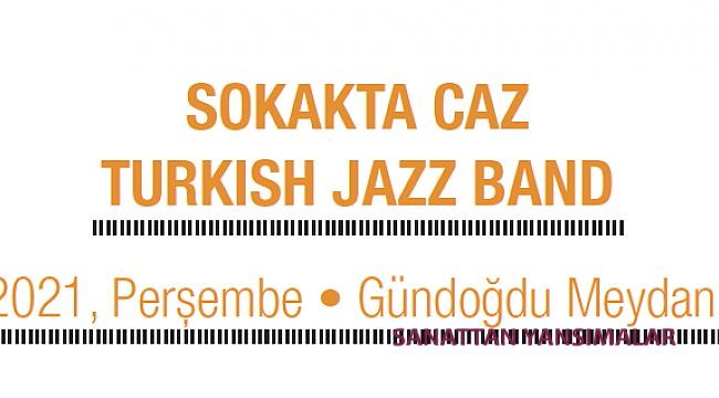 İzmir'de 16 Eylül'de Sokakta Caz Var!