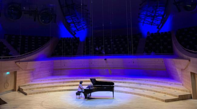 Piyanonun Rock Starı'nın Ankara Çıkartması