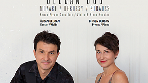 Ulucan Duo'nun Yeni Albümü Spotify'da