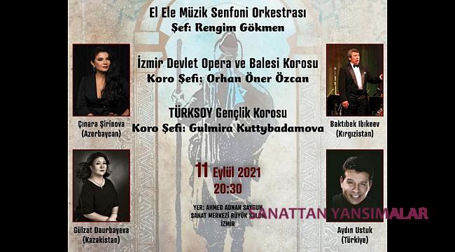 Yunus Emre Oratoryosu İzmir'de Seslendiriliyor