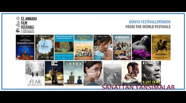 32. Ankara Film Festivali Biletleri Satışa Çıkıyor!