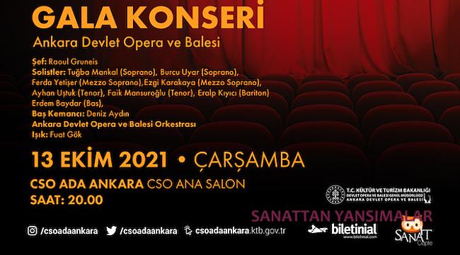 ADOB'dan CSO Ana Salonda Gala Konser