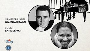 Emre Elivar Bursa'da Beethoven Çalıyor