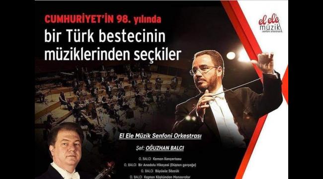 İzmir'de Oğuzhan Balcı Yapıtları