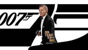 James Bond Uyarıyor!