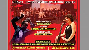 Marmaris'te Cumhuriyet Konseri