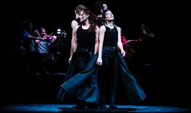 MDT'den Vivo Quartet ile Dans