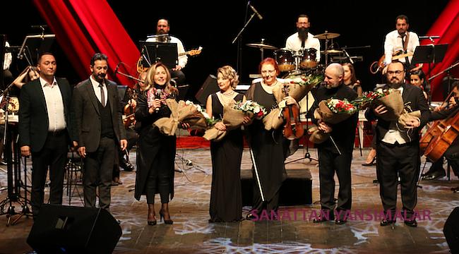 Opera Festivali'nde Akdeniz Esintileri ve İncesaz