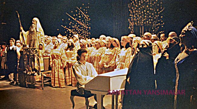 Sihirli Flüt Operası İzmir'de Başlıyor