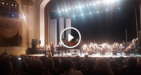 İdil Biret'in Sochi Festivali Konseri