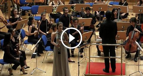 İlayda Yılmaz Mozart Klarnet Konçertosu, Adagio