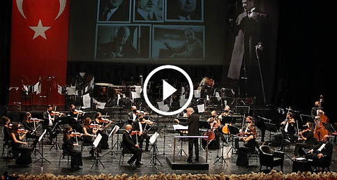 EBBSO'nun Cumhuriyet ve Atatürk Konseri