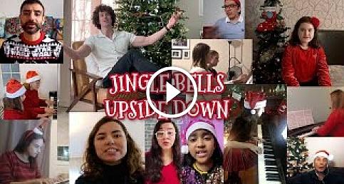 AyşeDeniz'den Başaşağı Bir Jingle Bells