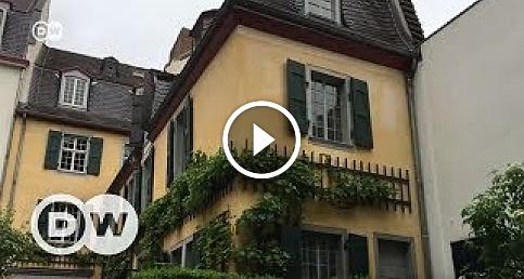 İşte Beethoven'in Doğduğu Ev