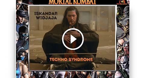 Mortal Kombat ve Iskandar Widjaja'nın Son Klibi