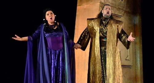 Aida / Radames : Levent Gündüz / İZDOB 2014